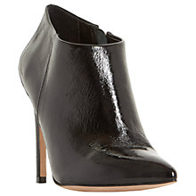 Buy Dune Ozara Stiletto Heeled Ankle Boots Online at johnlewis.com