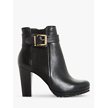 Buy Dune Orine Block Heeled Ankle Boots Online at johnlewis.com