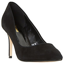 Buy Dune Wide Fit Aurrora Pointed Toe Court Shoes Online at johnlewis.com