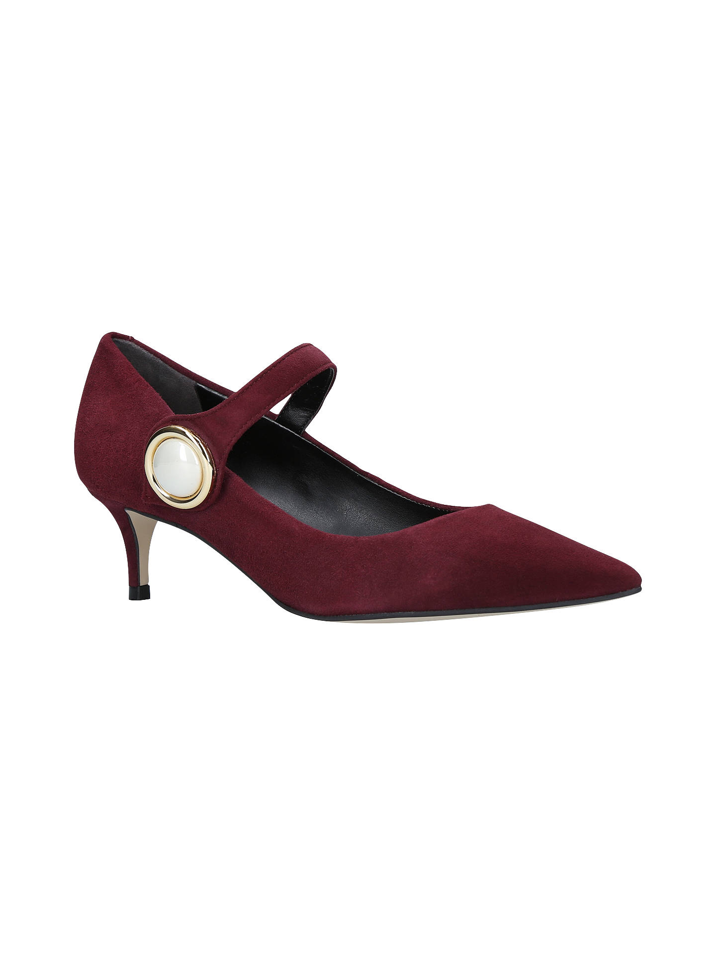 2e36b676294 Buy Carvela Argonite Pointed Toe Court Shoes