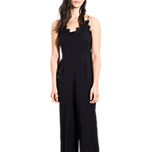 Buy Wild Pony Lace Detail One Piece Wide Leg Jumpsuit Online at johnlewis.com
