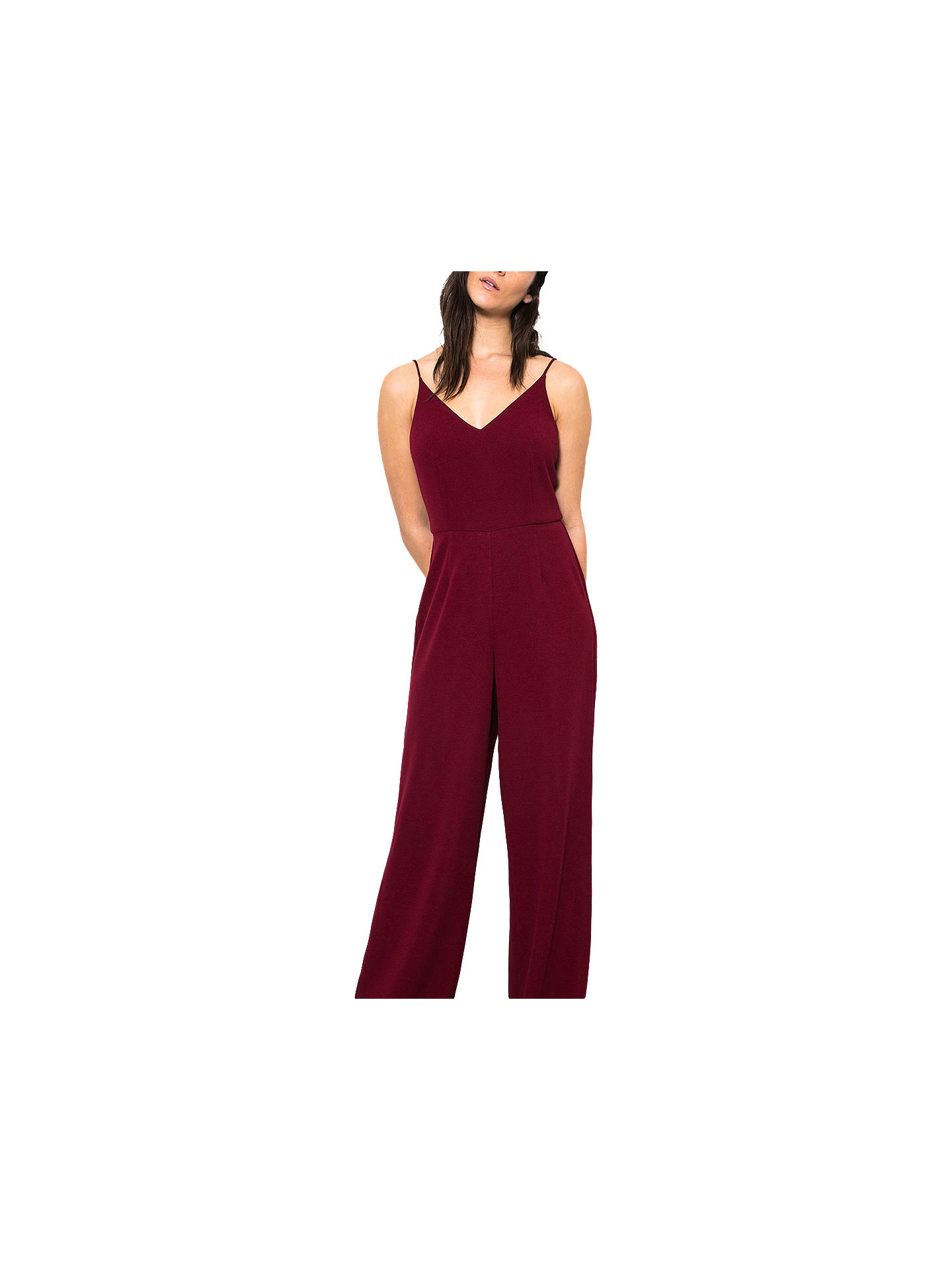 18b37814ec0a Buy Wild Pony One Piece Wide Leg Jumpsuit