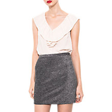 Buy Wild Pony Mini Skirt, Silver Online at johnlewis.com