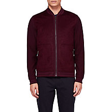Buy Ted Baker Curlay Bomber Jacket Online at johnlewis.com