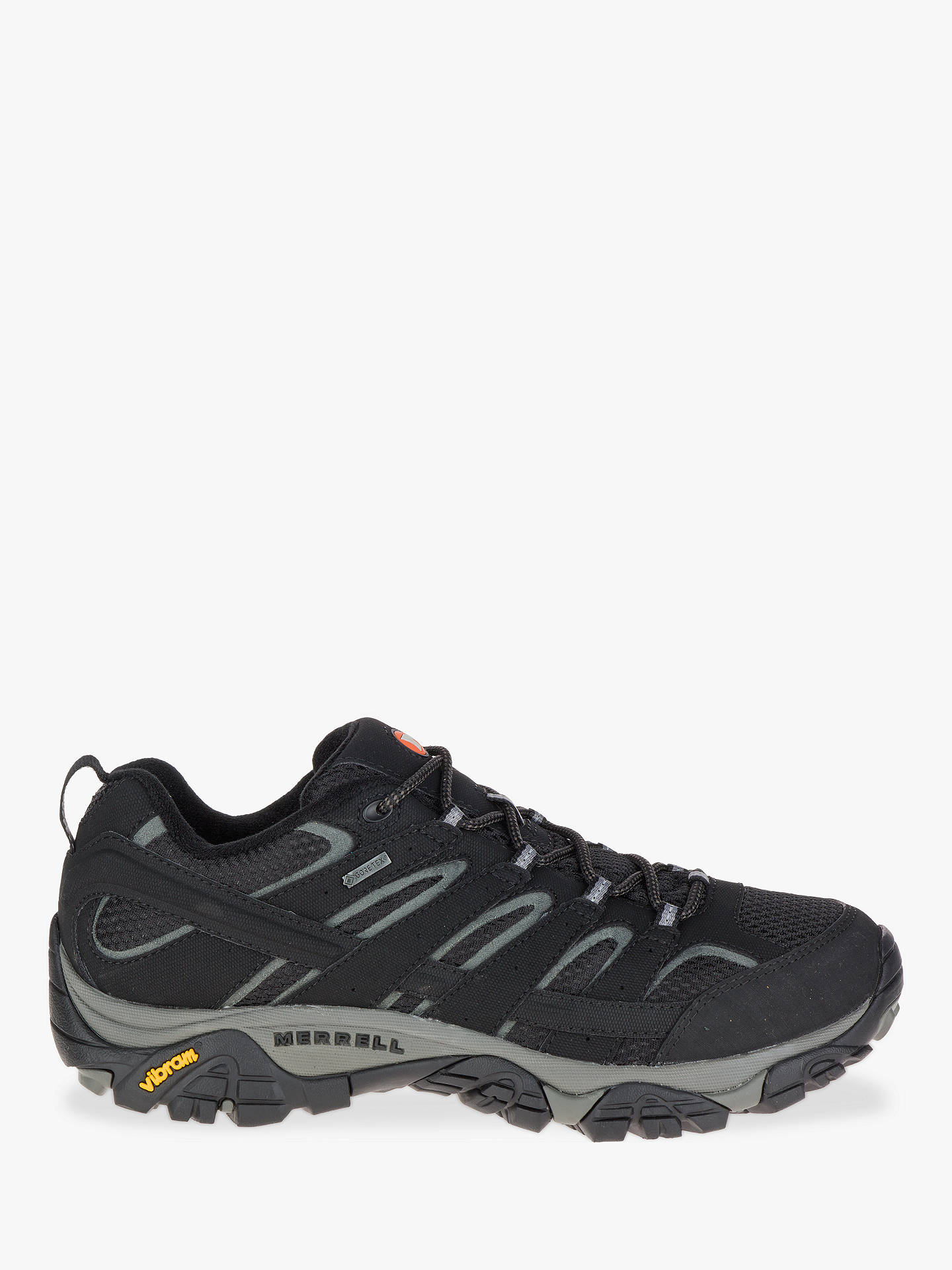 2b172b31 Merrell MOAB 2 GORE-TEX Men's Hiking Shoes, Black