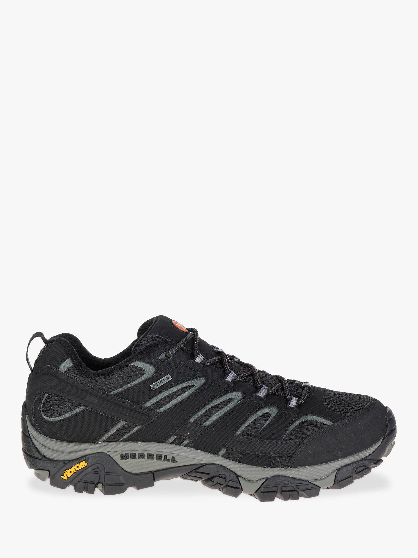 a9f46fb2d4 Merrell MOAB 2 GORE-TEX Men's Hiking Shoes, Black