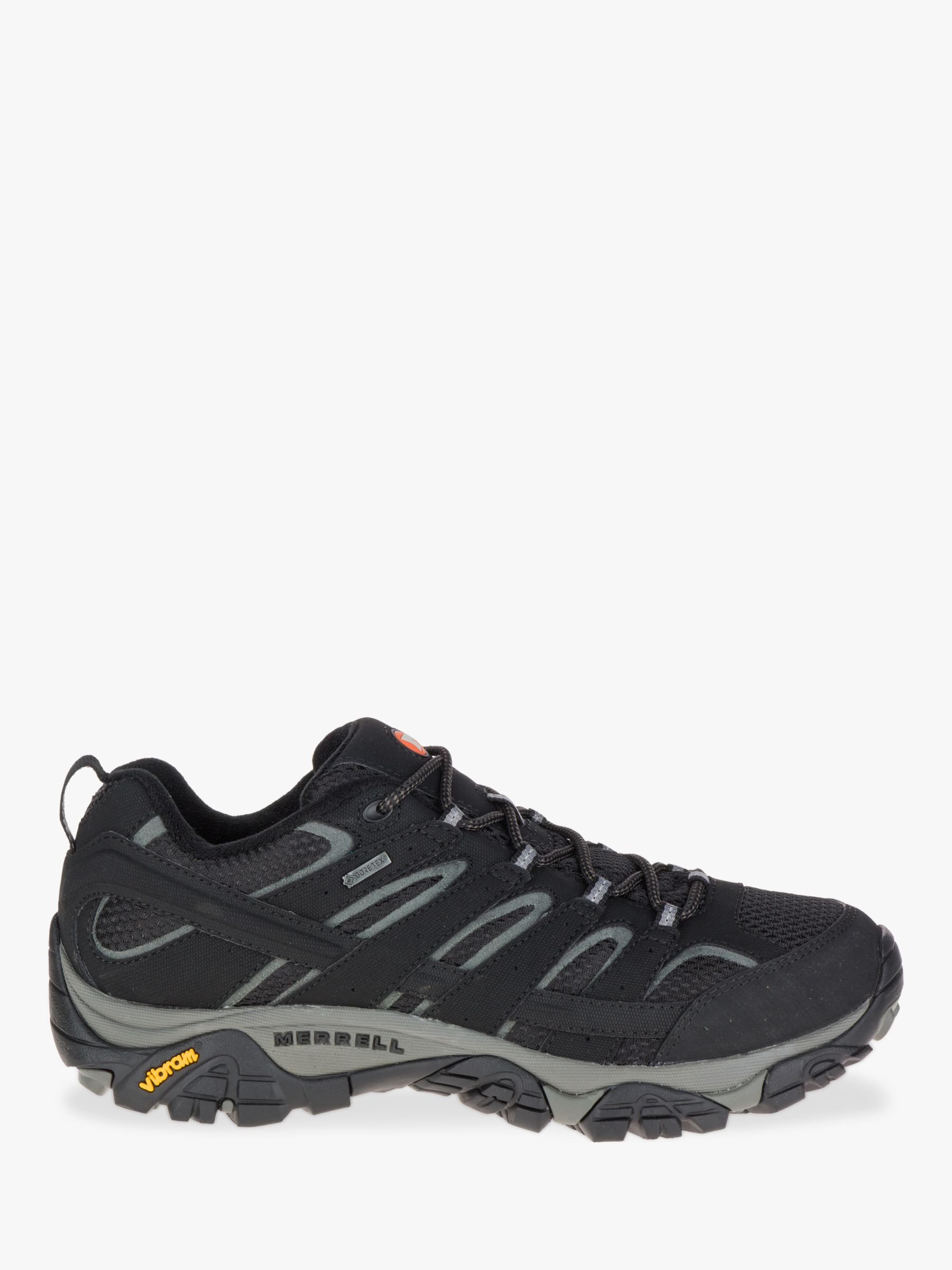 Merrell Merrell MOAB 2 Men's Waterproof Gore-Tex Hiking Shoes, Black