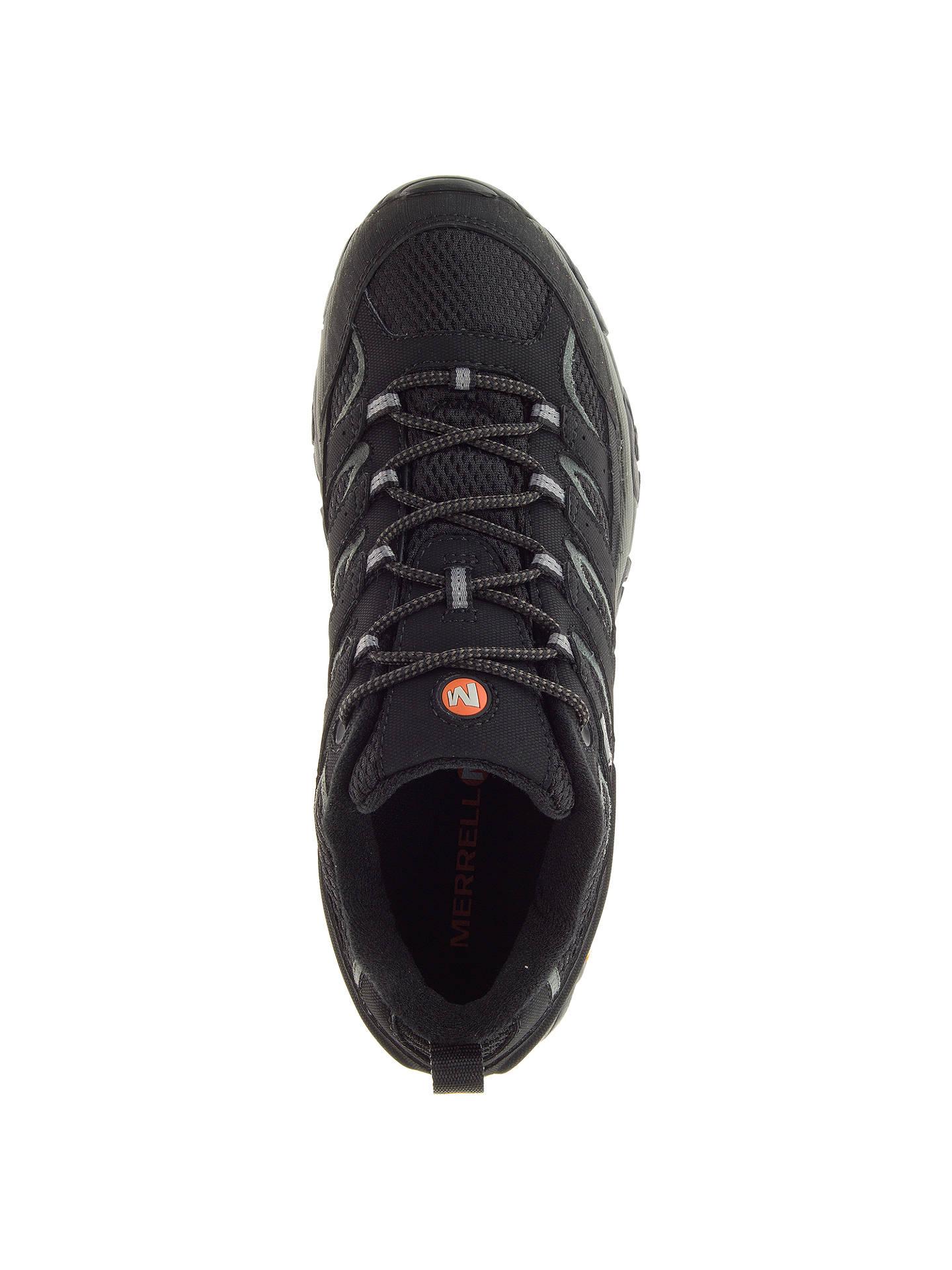ff5b52e4096 Merrell MOAB 2 GORE-TEX Men's Hiking Shoes, Black