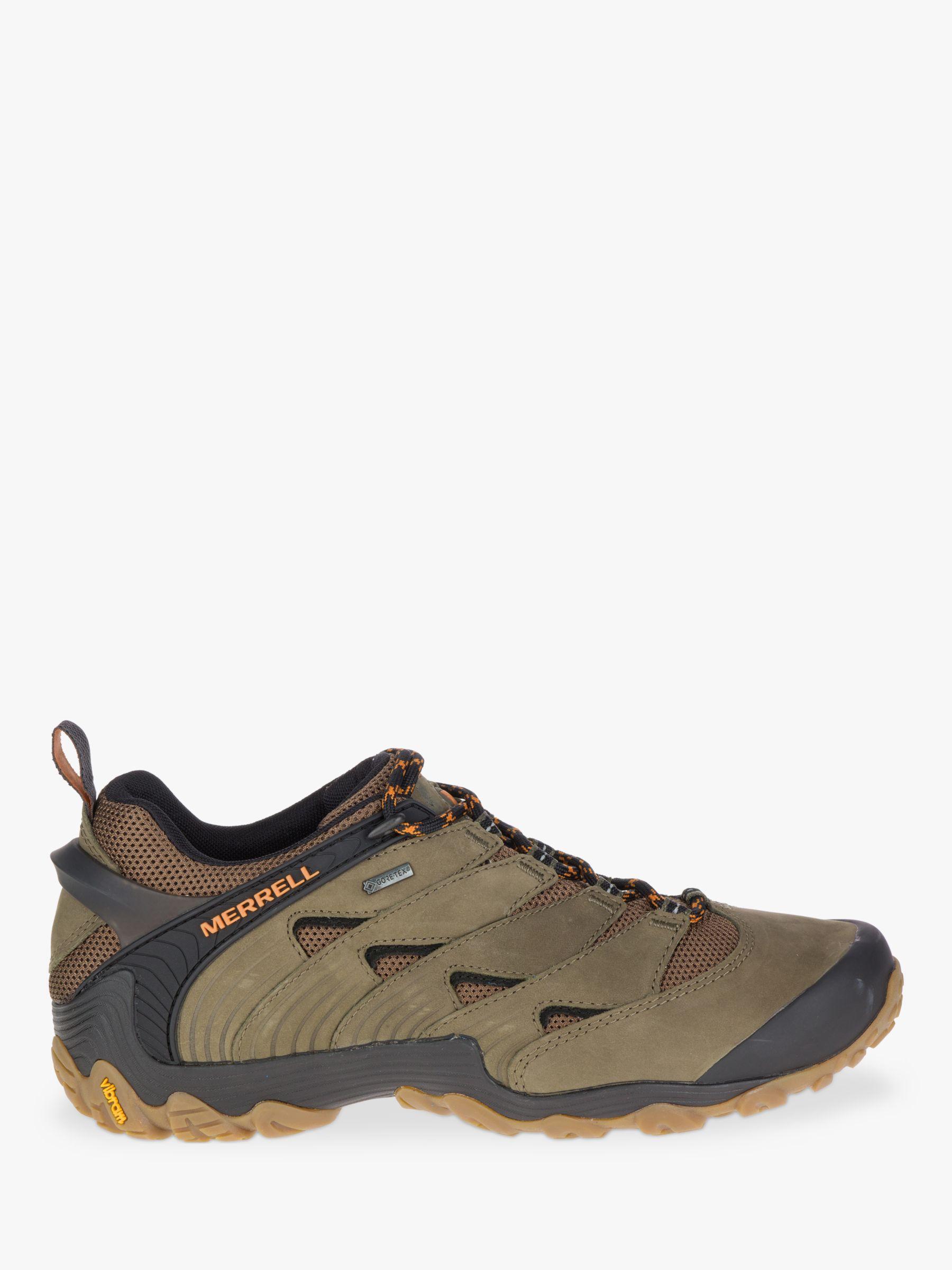 Merrell Merrell Chameleon 7 Men's Waterproof Gore-Tex Hiking Shoes, Taupe