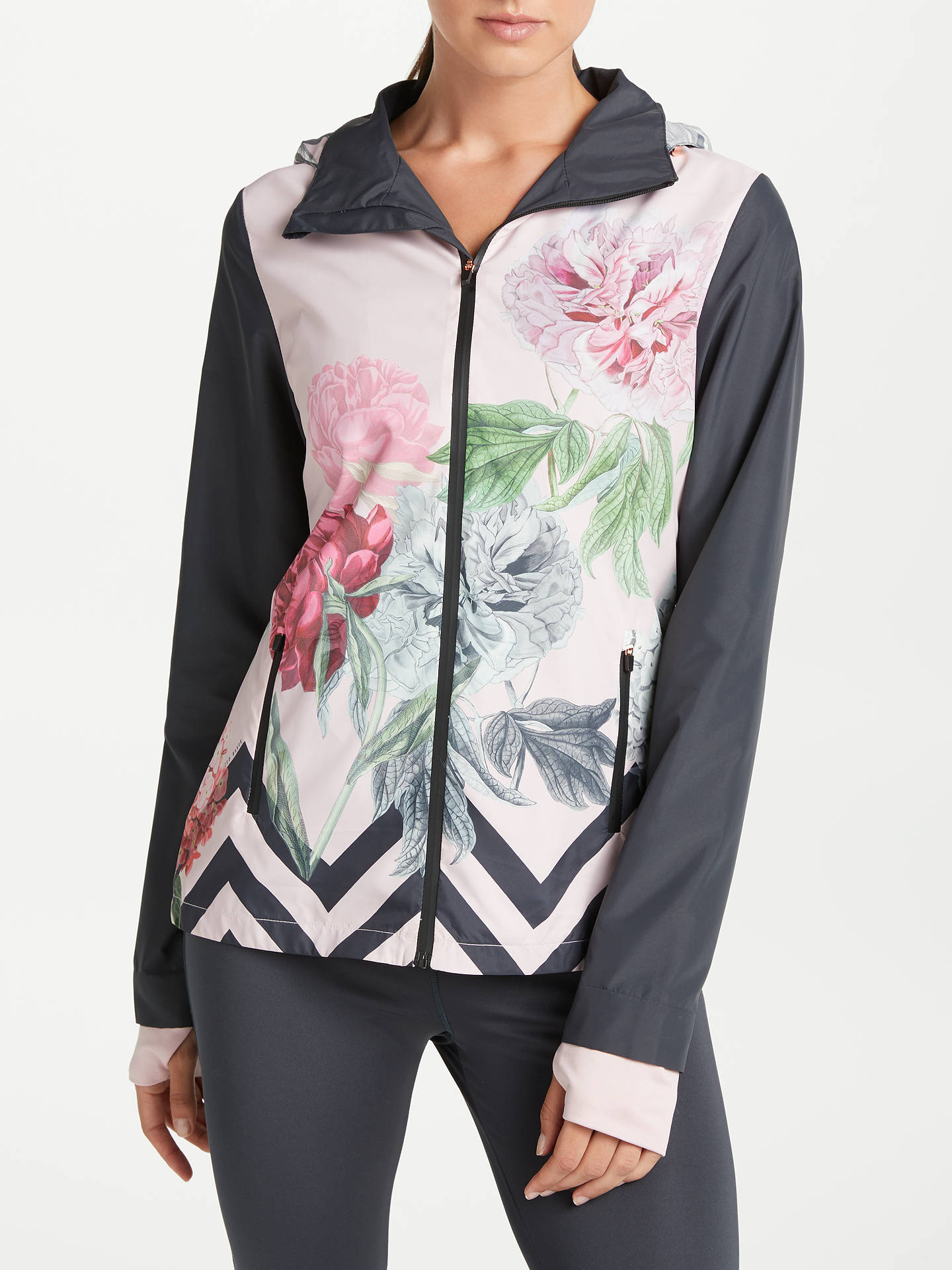 d3cfbc699bcb Buy Ted Baker Fit to a T Datres Palace Gardens Hoodie