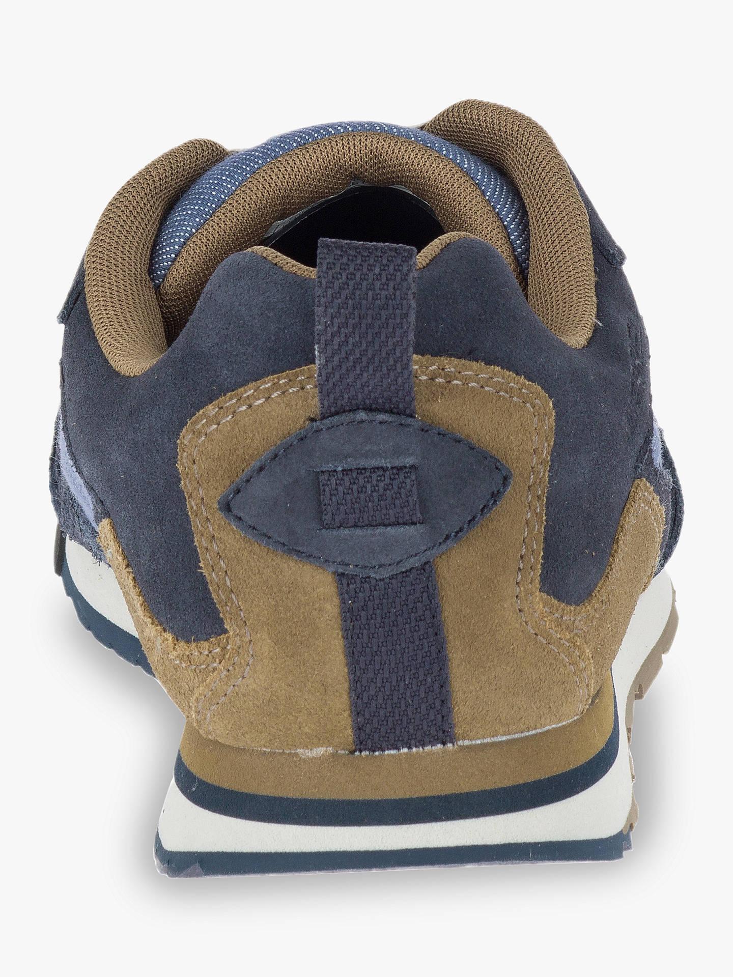 Merrell Burnt Rock Men's Shoes, KangarooDenim Blue at John