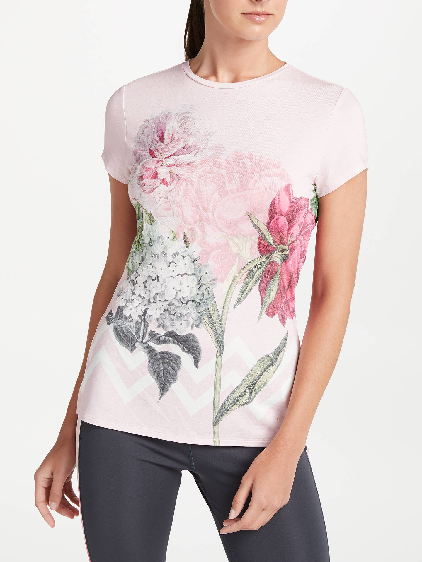 a2b349419295 Buy Ted Baker Fit to a T Geree Garden Fitted T-Shirt
