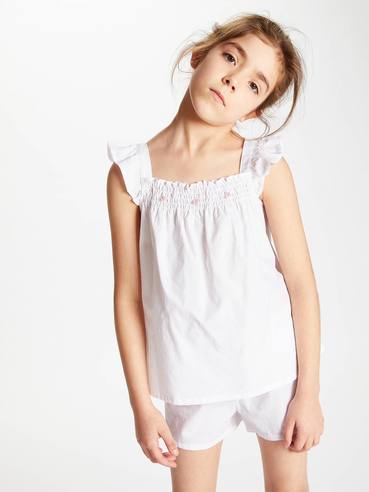 Bambina: abbigliamento Girls smock pyjamas Abbigliamento e accessori