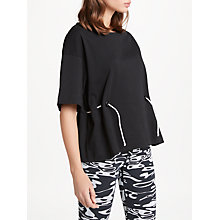 Buy PATTERNITY + John Lewis Drawstring Boxy Top Online at johnlewis.com