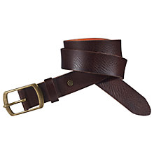 Buy Scotch & Soda Classic Leather Belt Online at johnlewis.com