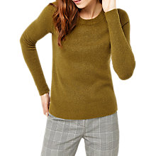 Buy Warehouse Soft Crew Neck Jumper Online at johnlewis.com