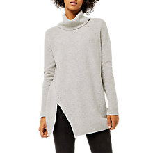 Buy Warehouse Stitchy Cowl Neck Jumper Online at johnlewis.com
