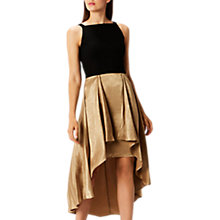 Buy Coast Kayla Soft Midi Dress, Multi Online at johnlewis.com