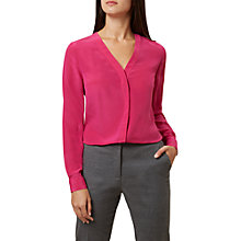 Buy Hobbs Iona Blouse Online at johnlewis.com