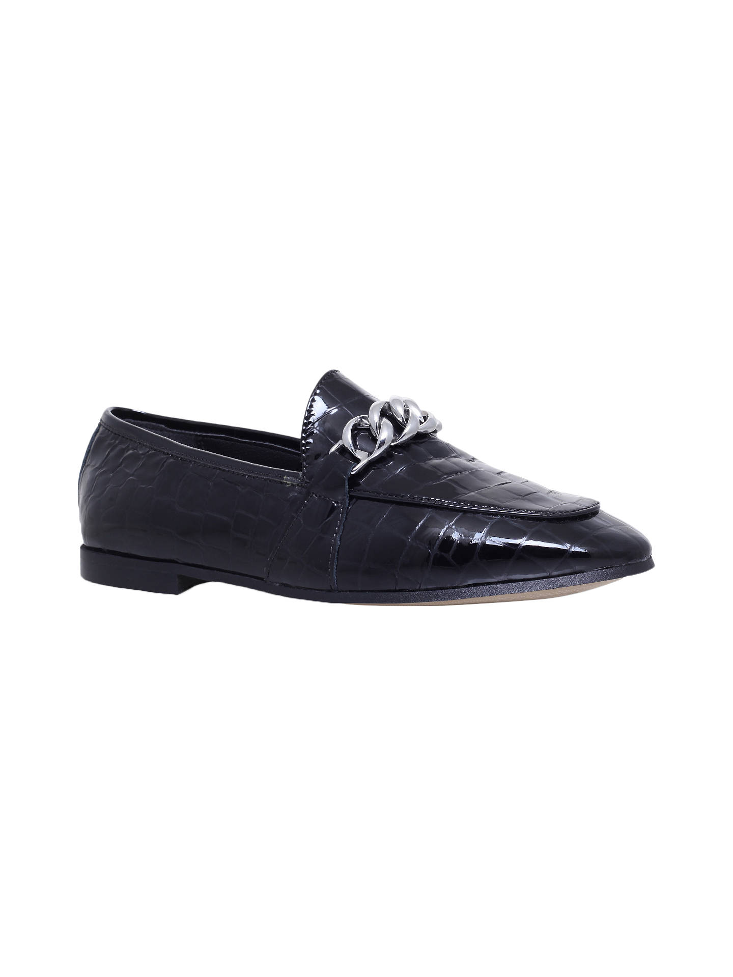 c361e279895 Buy KG by Kurt Geiger Kenzie Chain Loafers