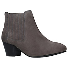 Buy Carvela Sonic Block Heeled Ankle Boots Online at johnlewis.com