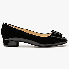 Buy Peter Kaiser Esra Low Heel Bow Court Shoes Online at johnlewis.com