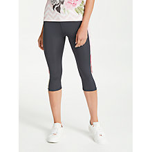 Buy Ted Baker Fit to a T Ridio Palace Garden Print Cropped Leggings, Multi Online at johnlewis.com
