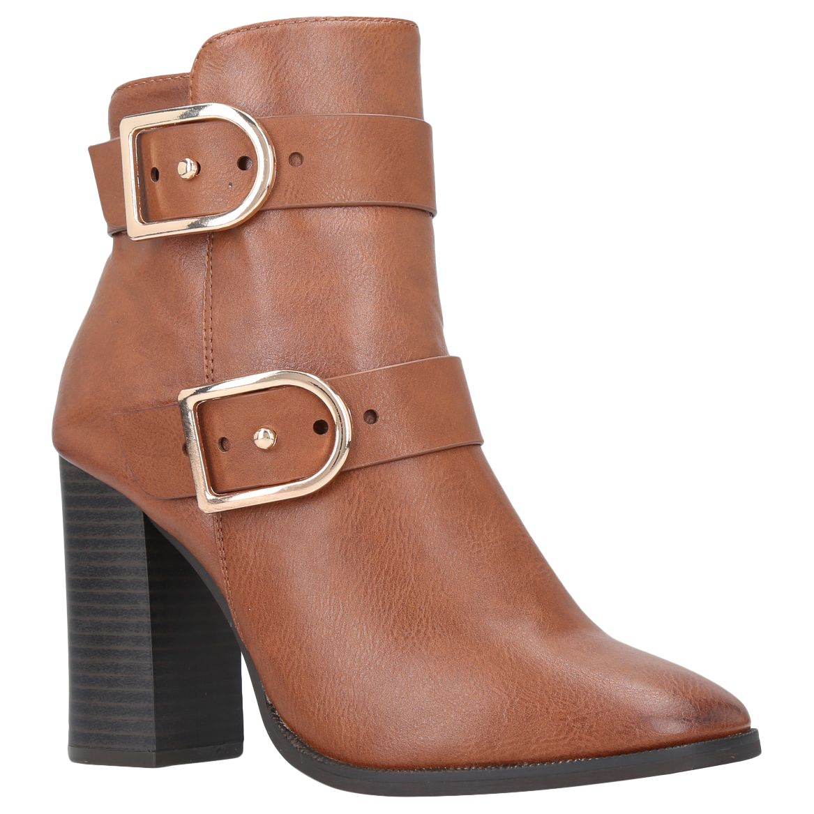 cb5bffd3130 Miss KG Spring Block Heeled Ankle Boots at John Lewis & Partners