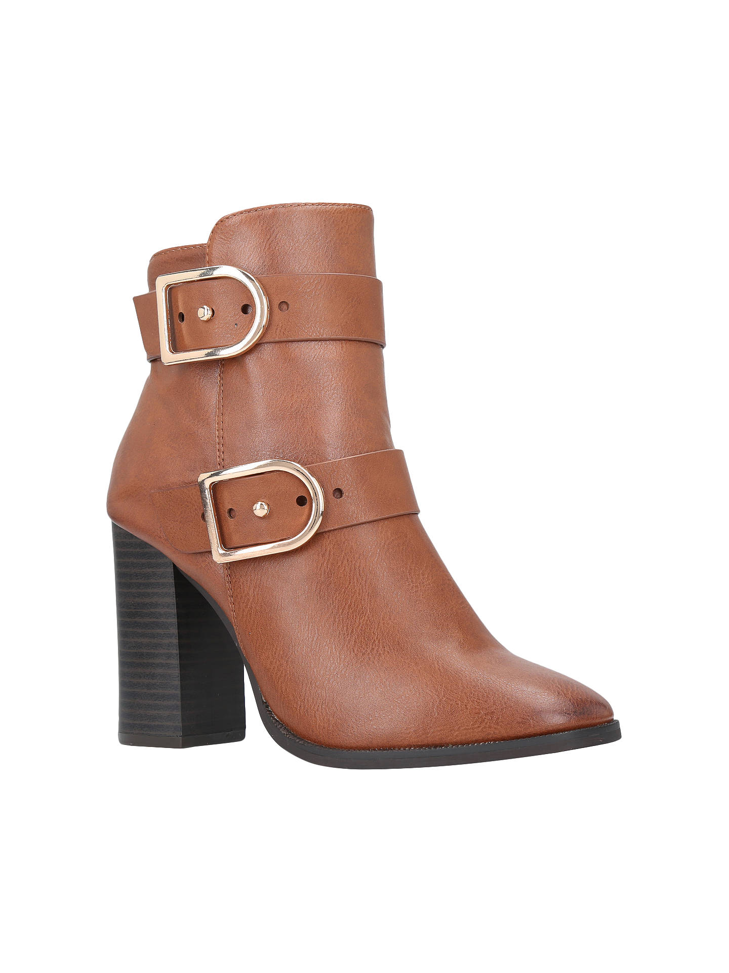 ccdfb1e13ae1 Miss KG Spring Block Heeled Ankle Boots at John Lewis   Partners