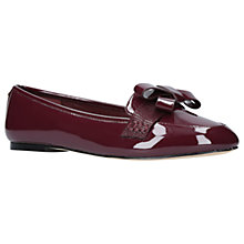 Buy Carvela Matilda Bow Loafers Online at johnlewis.com