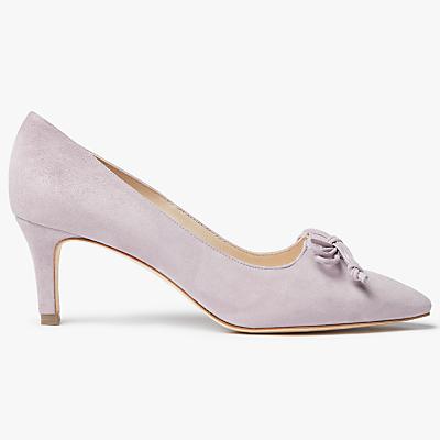 Peter Kaiser Mizzy Kitten Heel Bow Court Shoes