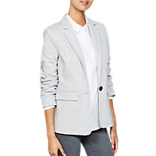 Buy Mint Velvet Boyfriend Blazer, Grey Online at johnlewis.com