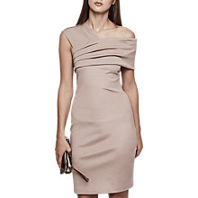 Buy Reiss Cristiana Cross Over Dress Online at johnlewis.com