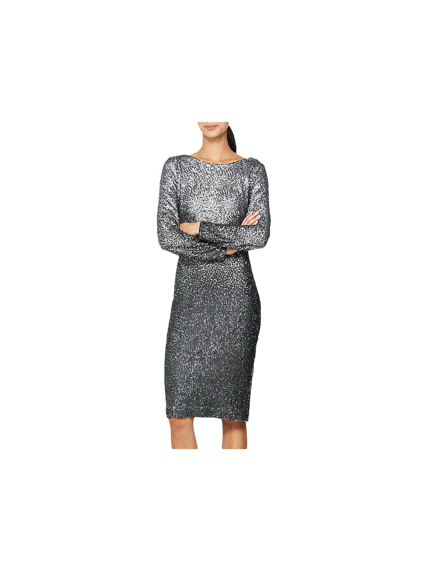 6df358d73c2 Buy Mint Velvet Ombre Sequin Midi Dress