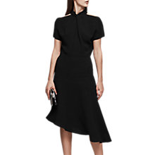 Buy Reiss Zinc Asymmetric Cold Shoulder Dress Online at johnlewis.com