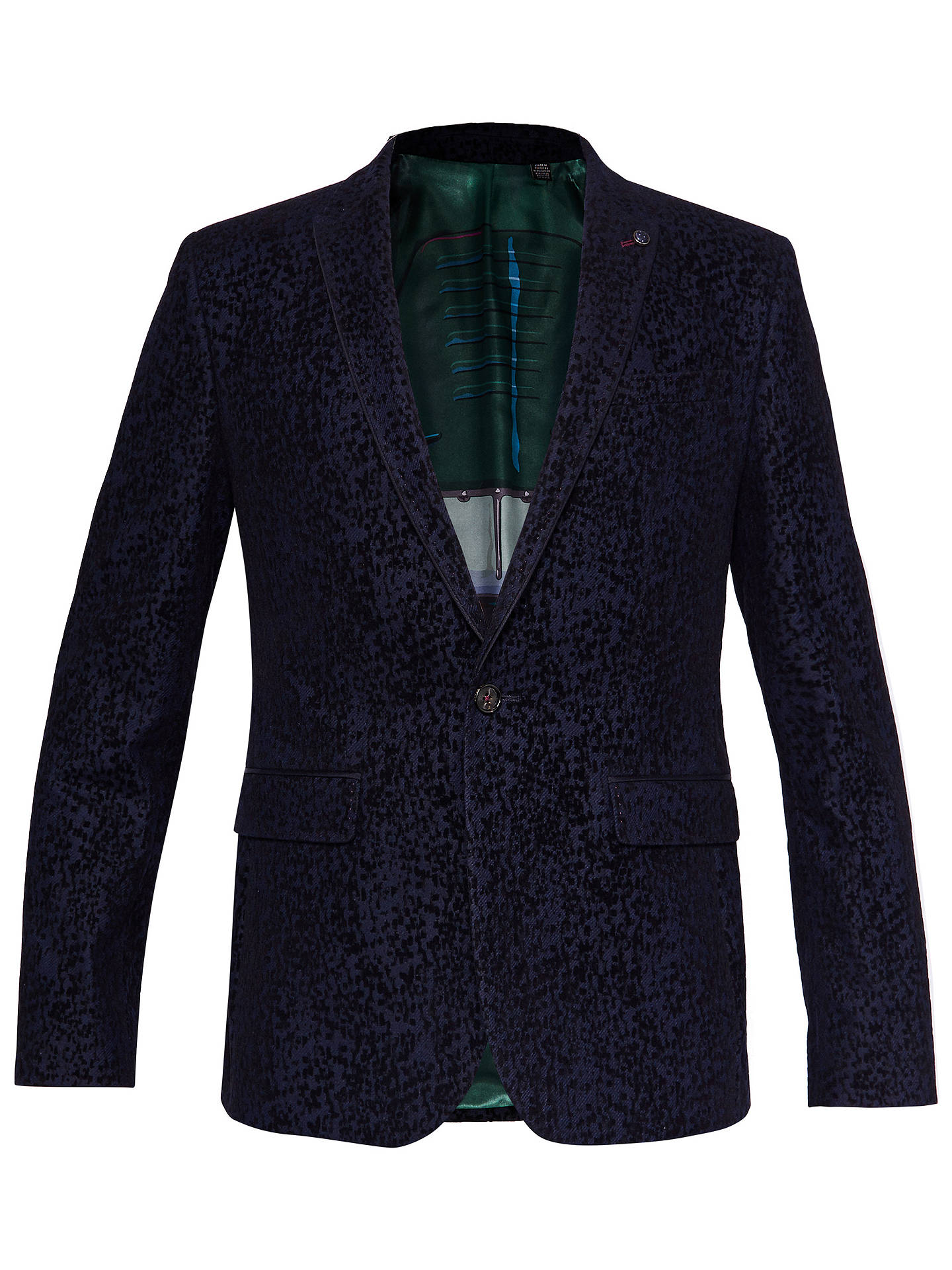 2afba23ba2c6 ... Buy Ted Baker Sherman Textured Blazer
