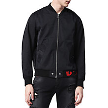 Buy Diesel Dari J-Gate Jacket, Black Online at johnlewis.com