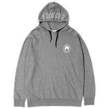 Buy Penfield Casco Long Sleeve Hoodie, Grey Online at johnlewis.com