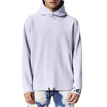 Buy Diesel S-Elisy Hoodie, Grey Online at johnlewis.com