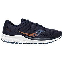 Buy Saucony Jazz 20 Men's Running Shoes, Navy Blue Online at johnlewis.com