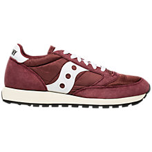 Buy Saucony Jazz Original Vintage Women's Trainers Online at johnlewis.com