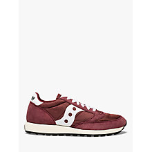 Buy Saucony Jazz Original Vintage Men's Trainers Online at johnlewis.com