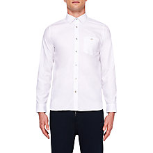 Buy Ted Baker Ifel Long Sleeve Shirt Online at johnlewis.com