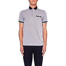 Buy Ted Baker Butcher Short Sleeve Polo Top Online at johnlewis.com
