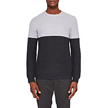 Buy Ted Baker Gimme Colour Block Jumper Online at johnlewis.com