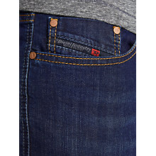 Buy Diesel Tepphar Carrot Jeans, Blue 84NR Online at johnlewis.com