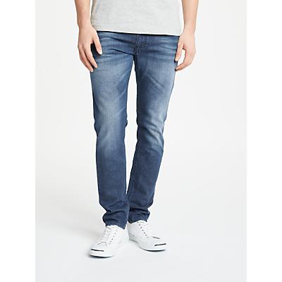 Diesel Thommer Skinny Fit Stretch Jeans, Blue 84MW