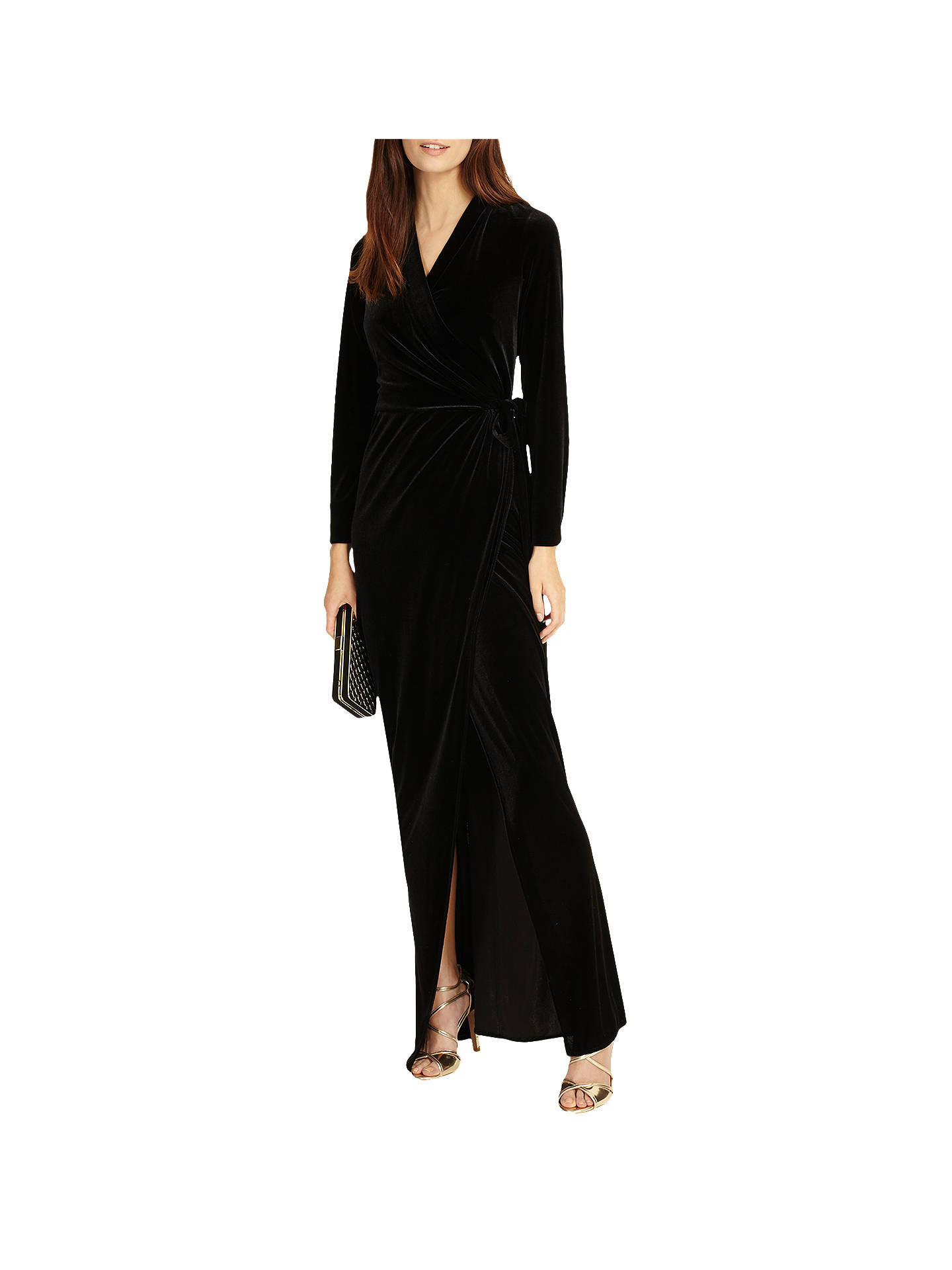 1914bb860be9 Buy Phase Eight Valeria Velvet Maxi Dress