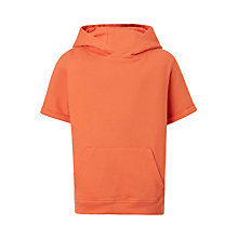Buy John Lewis Boys' Short Sleeve Hoodie Online at johnlewis.com