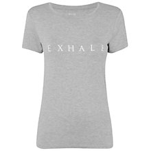 Buy M-Life Short Sleeve Exhale Yoga T-Shirt Online at johnlewis.com